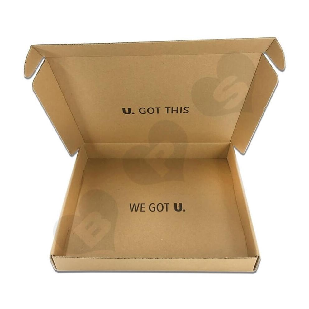 custom apparel packaging custom logo apparel boxe cardboard box for apparel