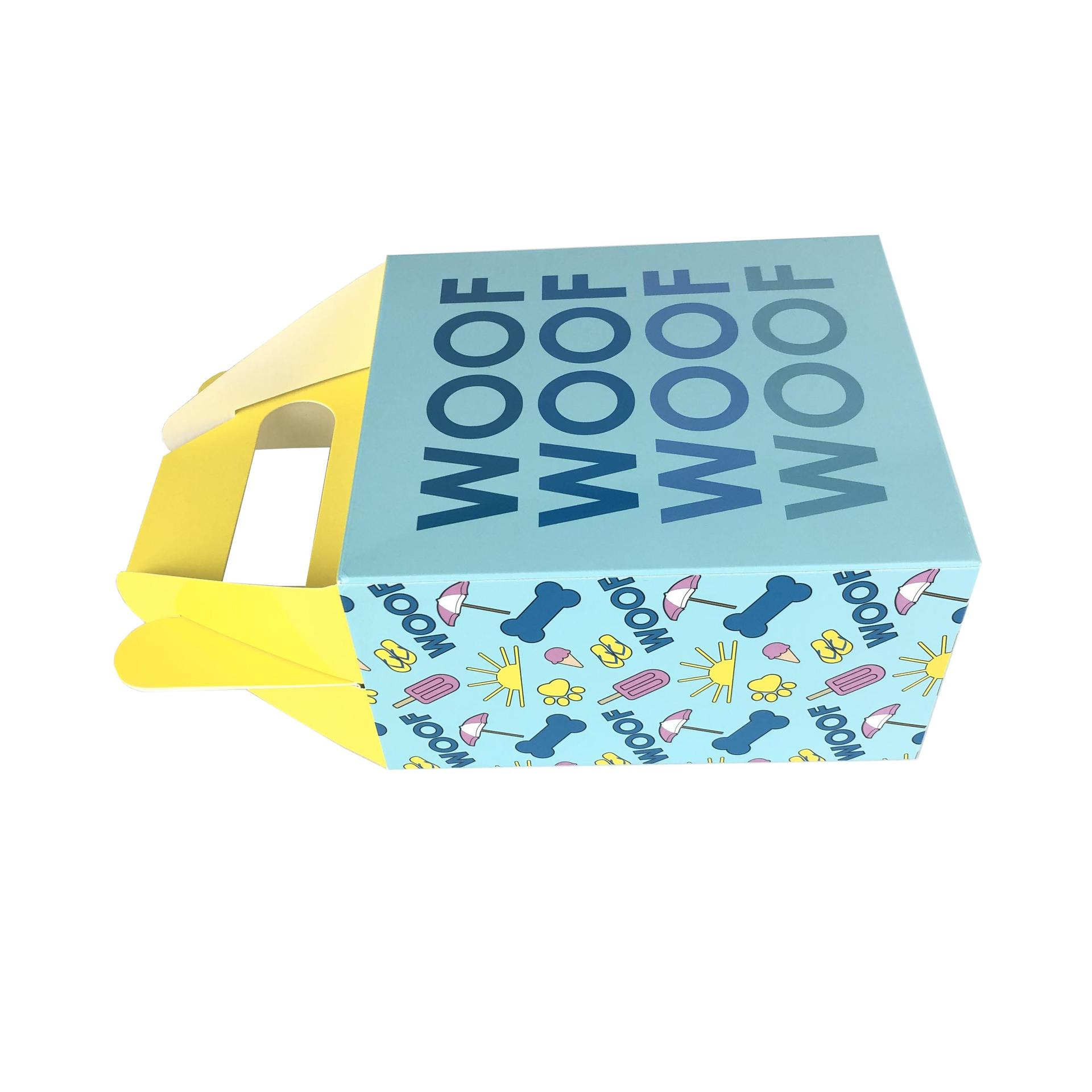 hot sale food packaging boxes wholesale high quality for pet food Welm