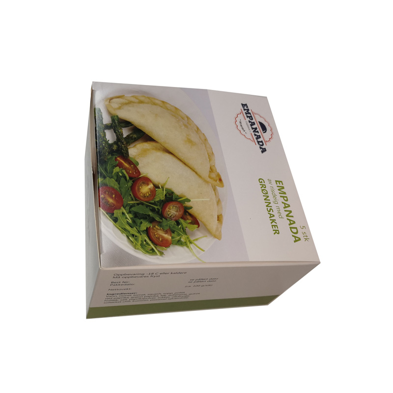 frozen disposable food cartons printing suppliers for food-2