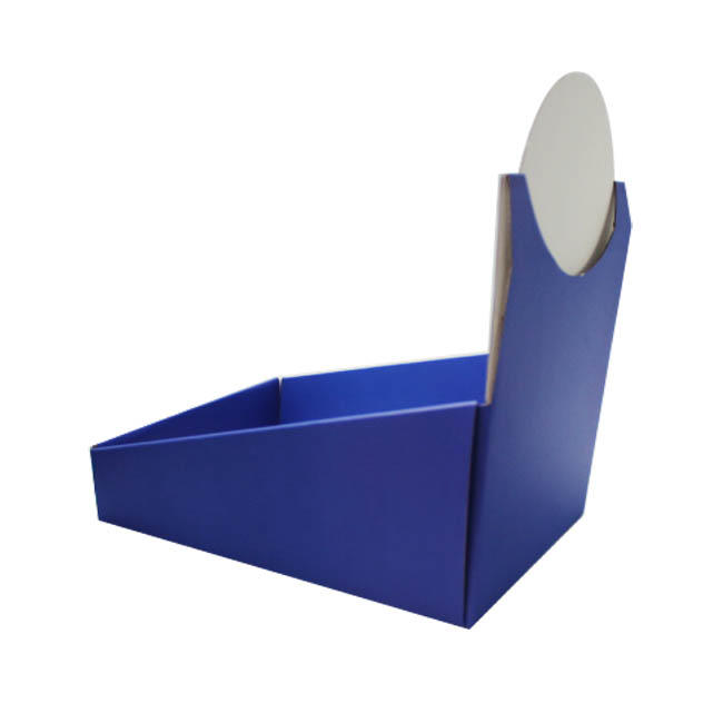 Paper Perforated Line Toys Display Box