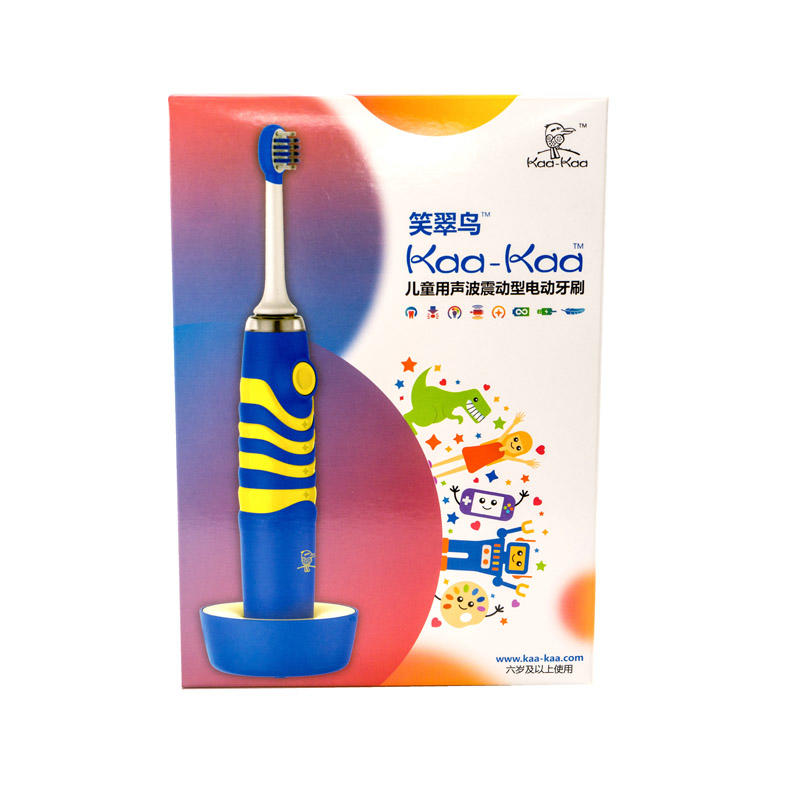 electric toothbrush electronic product box