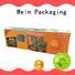 Welm toys corrugated carton box self closure for sale