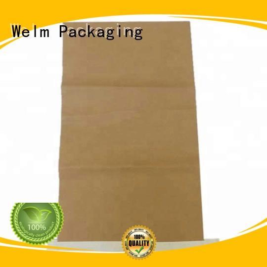 Welm popcorn small white paper sacks food for gift shopping