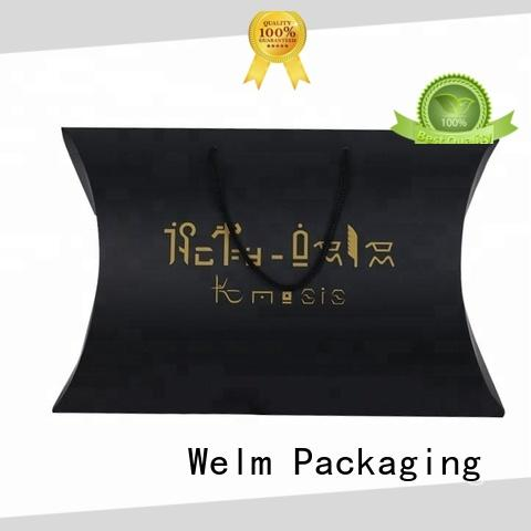 Welm custom packaging private label for food