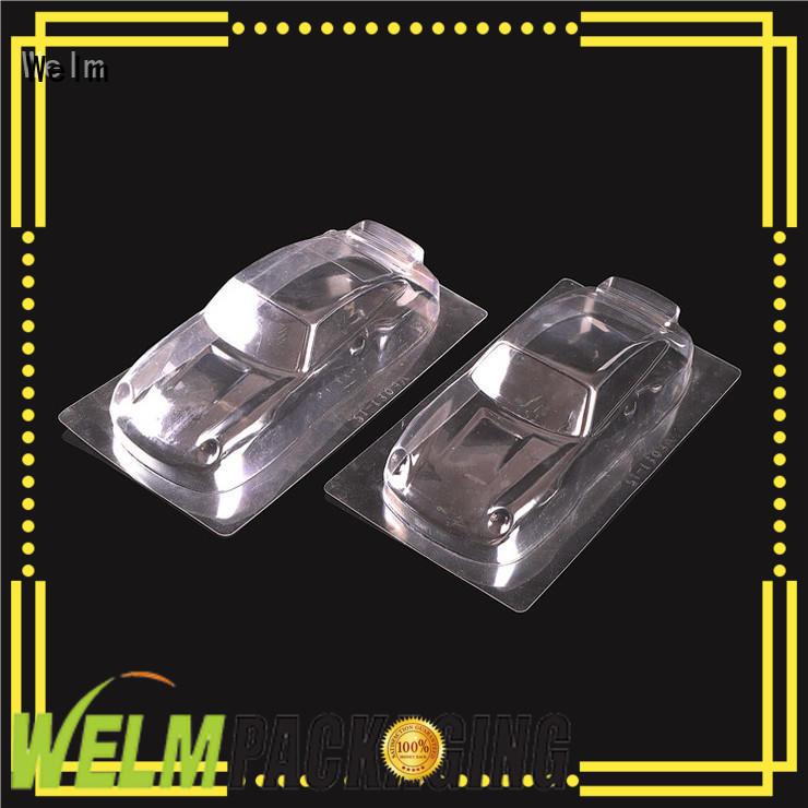 packaging pvc blister pack blister hardware Welm
