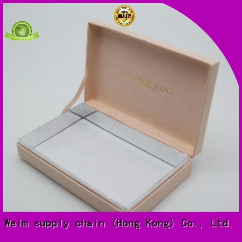 Welm packaging jewelry box storage case for electric toothbrush for toy
