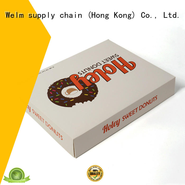 Welm customized disposable catering boxes suppliers for food