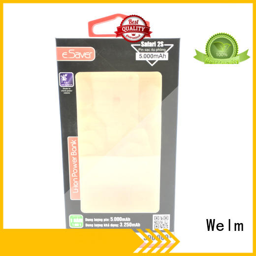 Welm latest paper box packaging supplier for sale