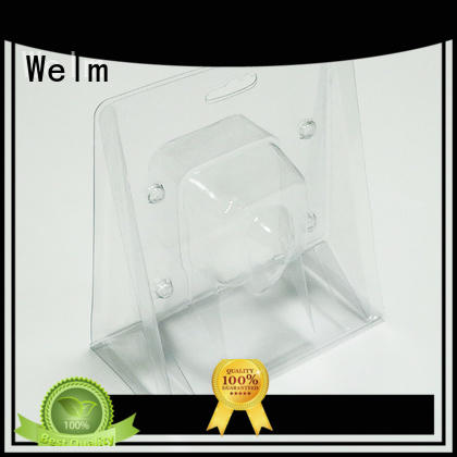 Welm cavity custom packaging customized for food