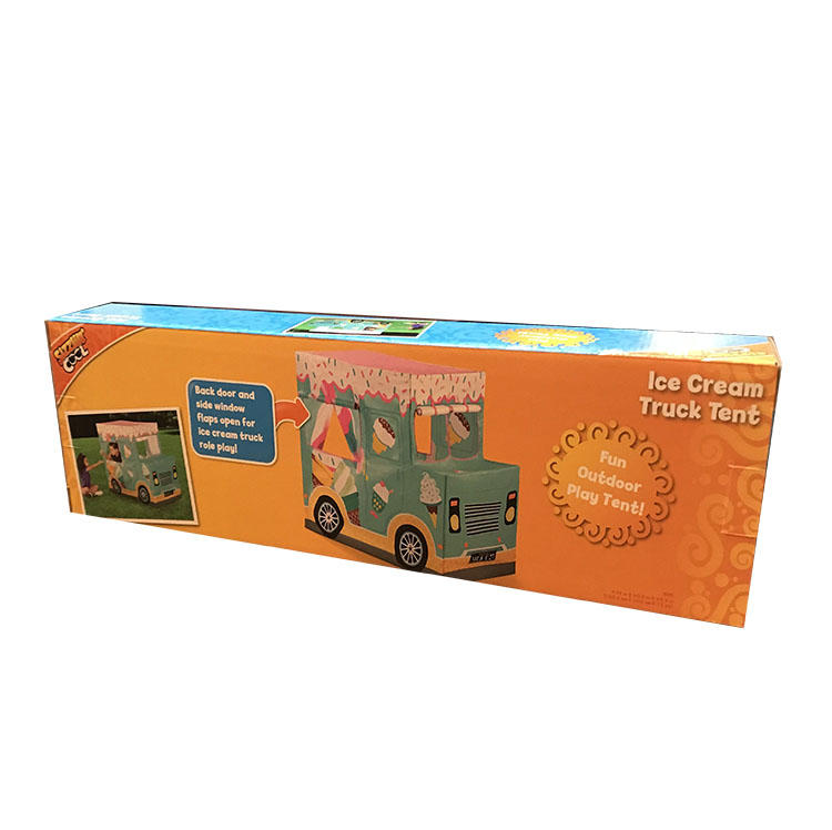 Welm corrugated paper cardboard toy box manufacturer for display-1