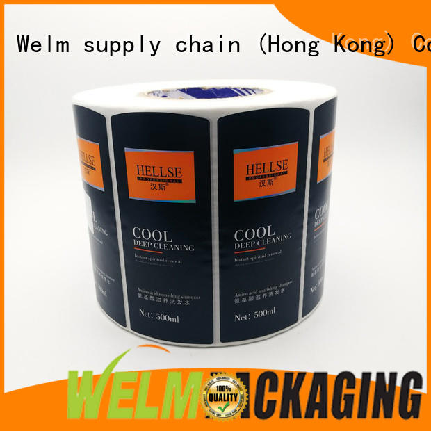 Welm steroid custom packaging customized for dried fruit