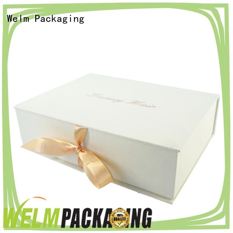 Welm bottle gift box for food