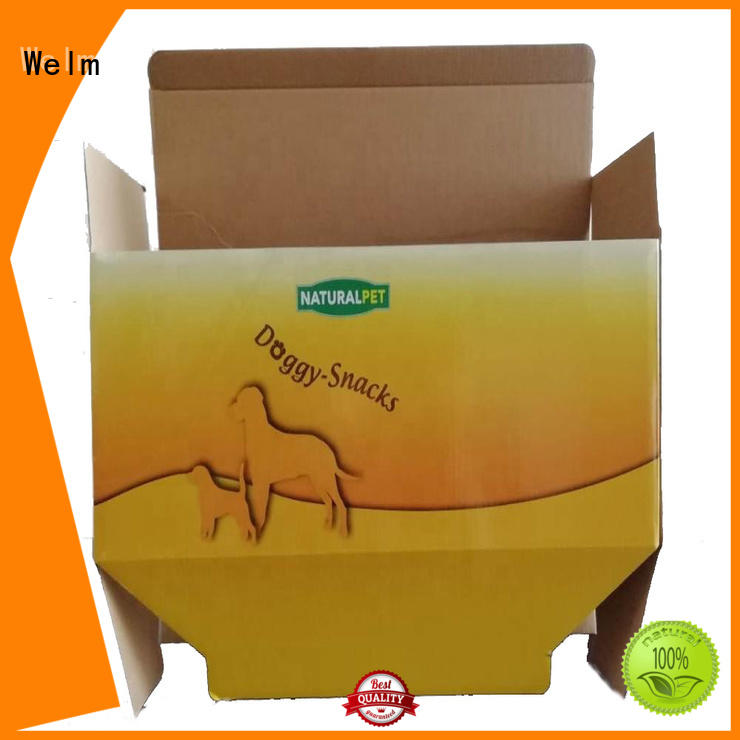 top gable food boxes packaging for pet food