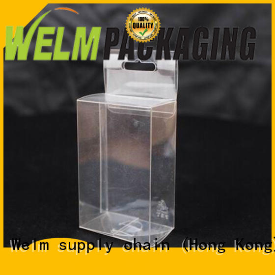 Welm esd types of blister packaging supermarket fruit display for cosmetics and toy