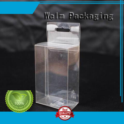 Welm hot sale toy blister packaging tray for mouse packaging