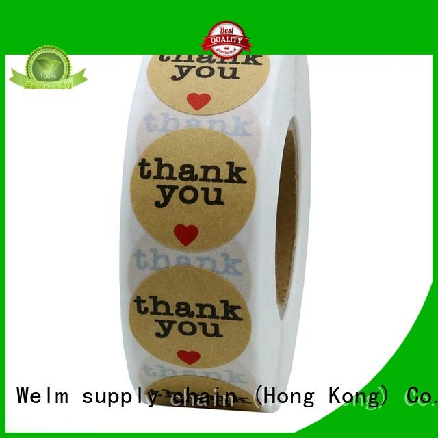 Welm dried custom packaging with magnetic ribbon for children toys