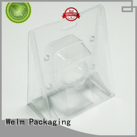 Welm mouse custom packaging ziplock for children toys