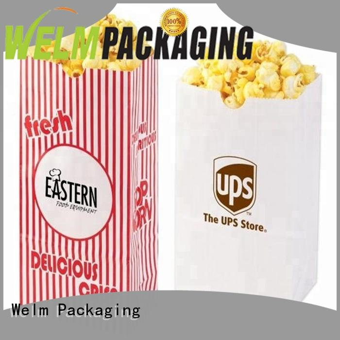 Welm stone purchase brown paper bags logo for sale