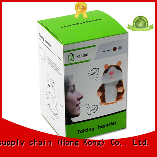 Folding toy packagingbox