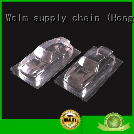Welm candle blister style packaging tray liner for hardware tool