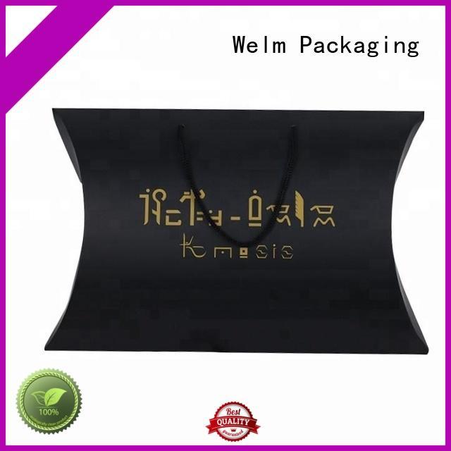 Welm custom packaging for smartphone for food