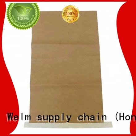 Welm pp buy brown bags company for shopping