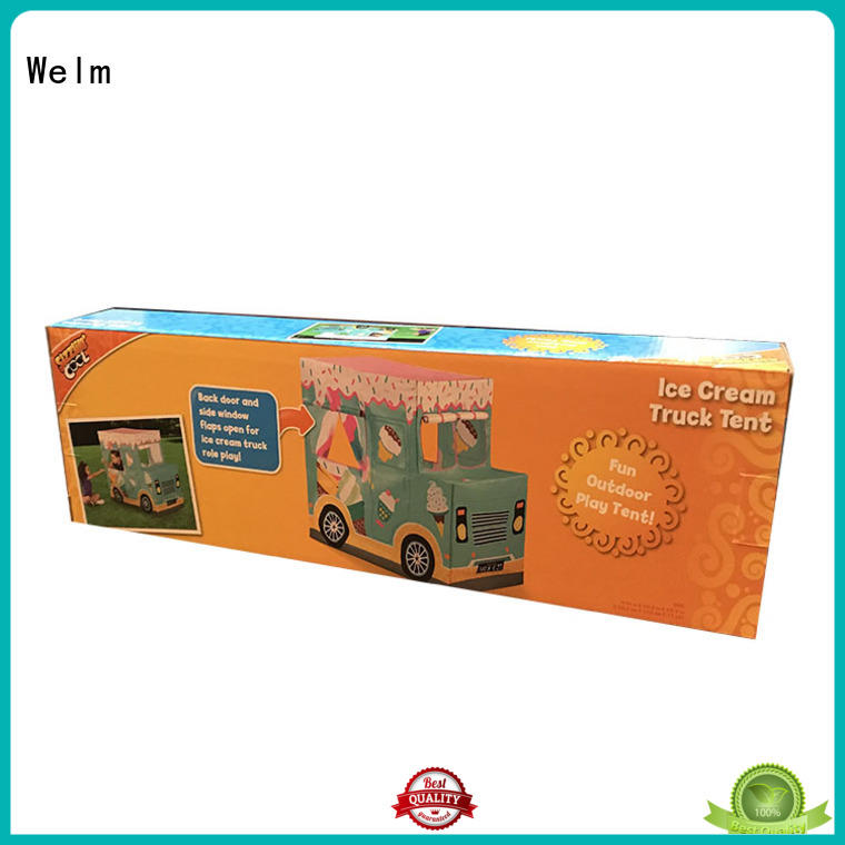 luxury toy packaging design manufacturer for display Welm