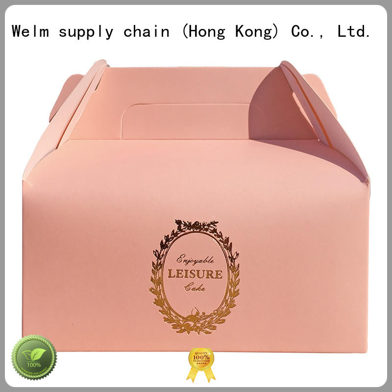 Welm logo paper bags for food packaging manufacturers for pet food