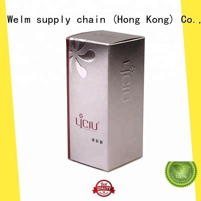 Welm box wholesale packaging boxes manufacturer for tempered glass packing
