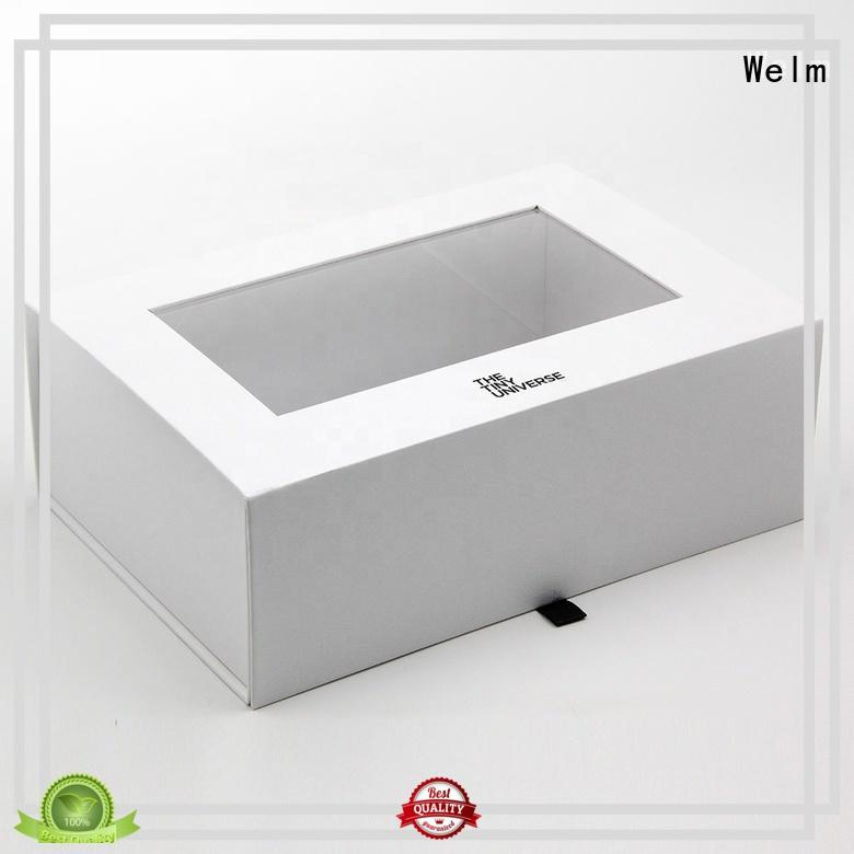 Welm gift box high end for food