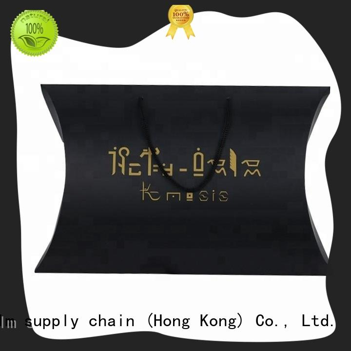 high end custom packaging brown for dried fruit