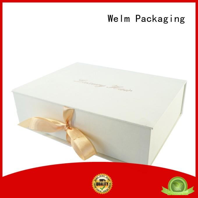 colorful gift box hot sale for toy Welm