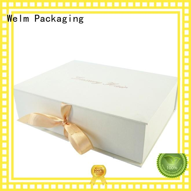 Welm magnetic gift boxes wholesale windows for sale