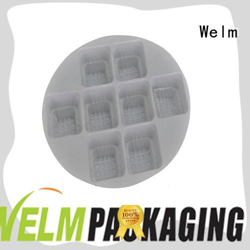 Welm food custom packaging popcorn for toy