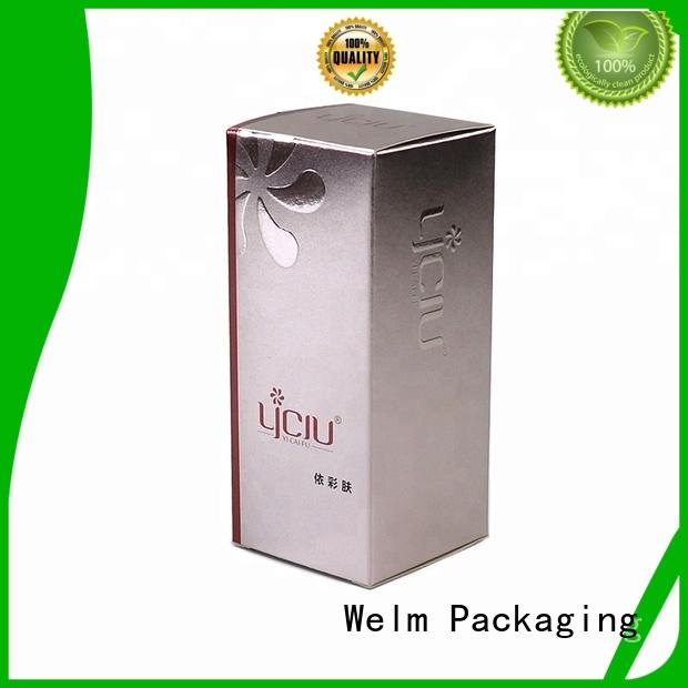 Welm luxury book shipping boxes for business for lip stick