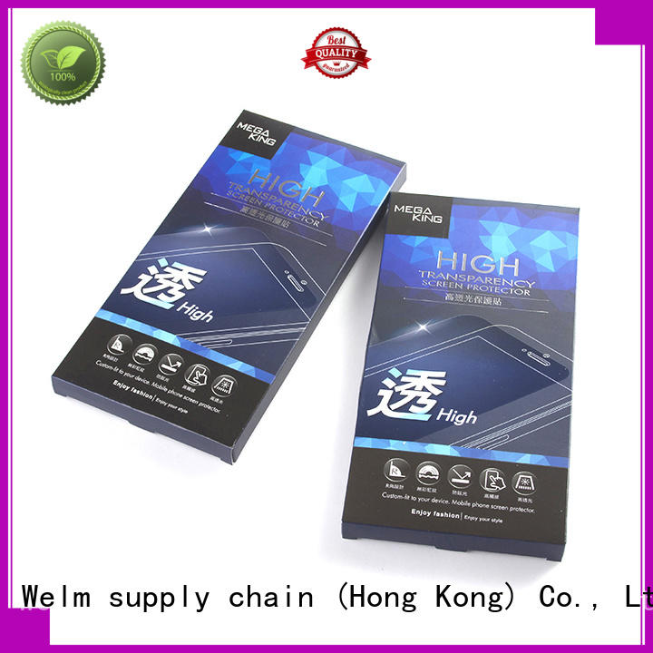 Welm custommade nice packaging boxes company for home