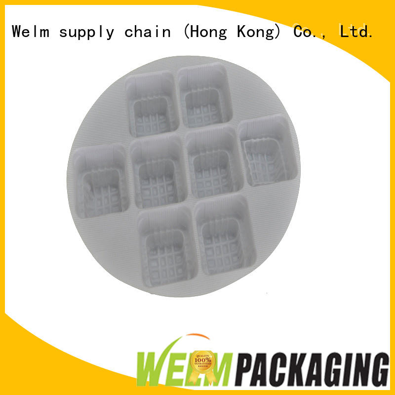Welm cavity blister wrap for hardware tool