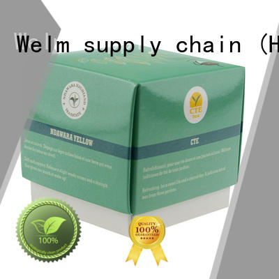 Welm logo food cartons wholesale suppliers for pet food