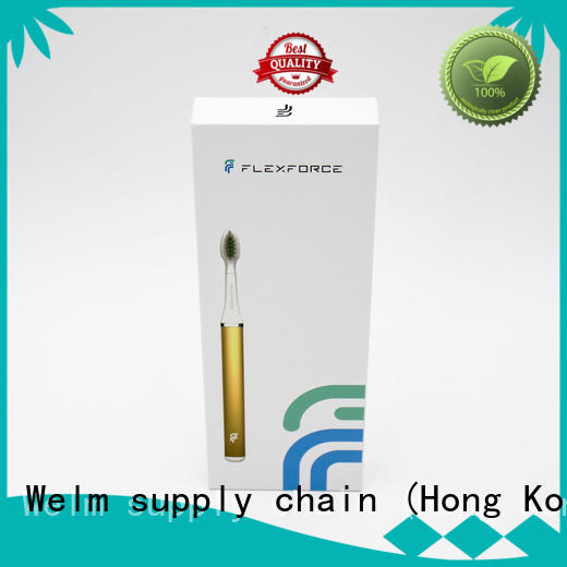 glossy packaging box manufacturers usb with pvc window for power bank