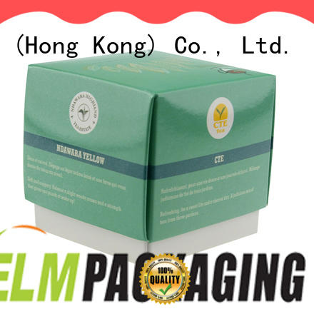 Color Printed Food Packaging Box