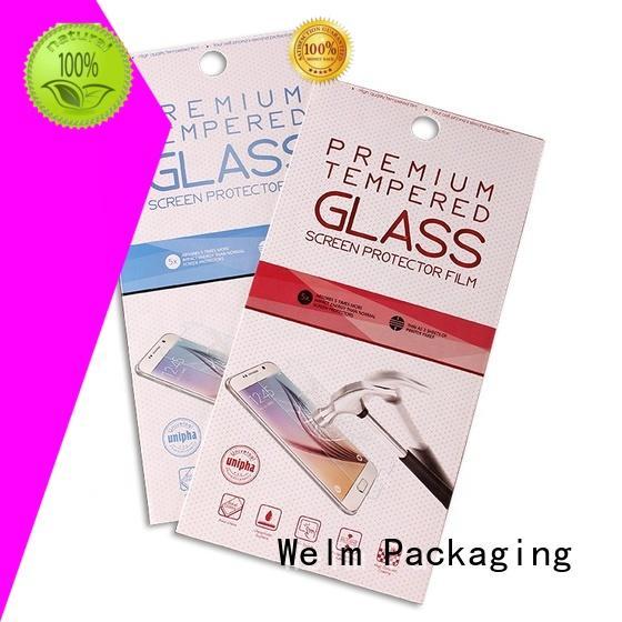 cardboard cosmetic packaging supplier for sale Welm