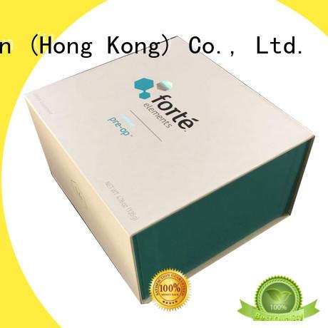 Welm foldable magnetic closure gift box closure online