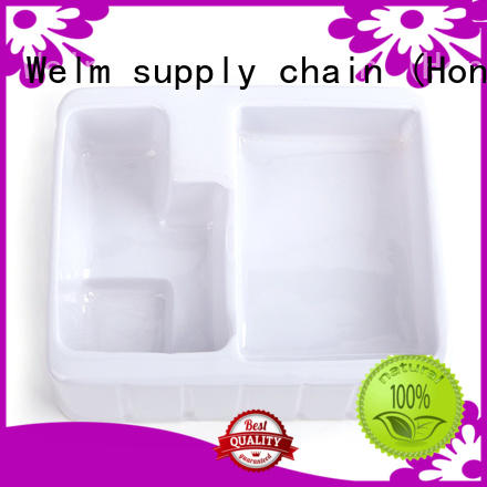 pvc blister box packaging tray liner for mouse packaging