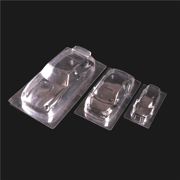 pvc custom blister packaging tray liner for mouse packaging-2