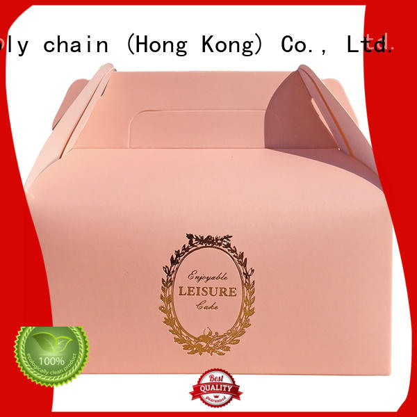 Welm colorful Food Packaging Box with color printed food grade material for gift