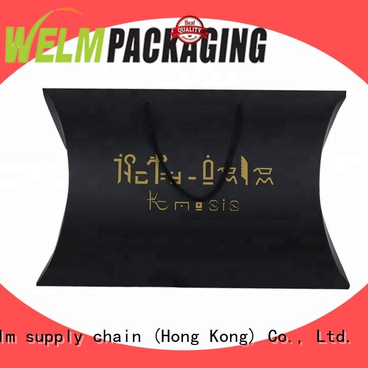 Welm product packaging boxes online for gifts