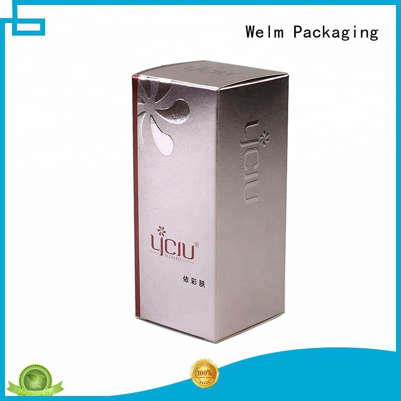 cosmetic luxury perfume gift packaging box