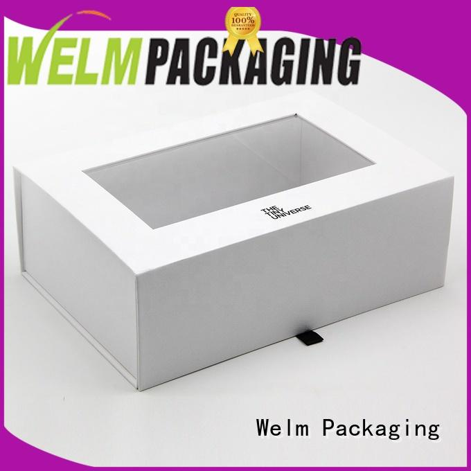 wholesale black gift box handmade company for sale