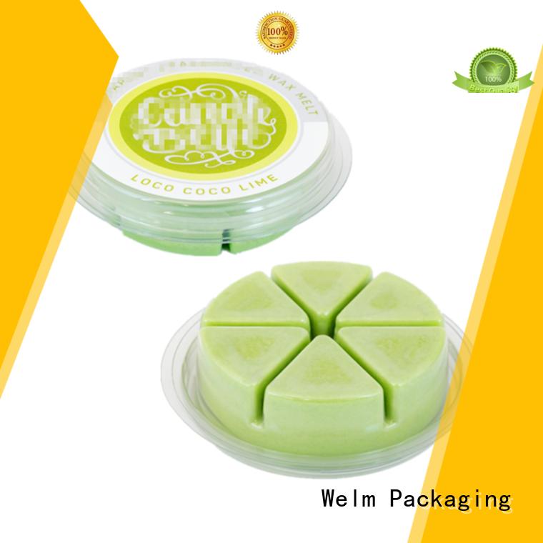 Welm label custom packaging popcorn for dried fruit