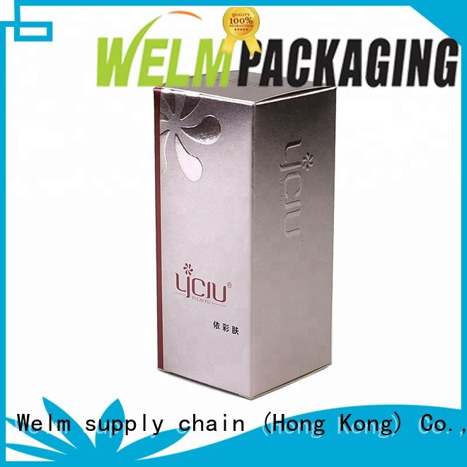 customized mini cosmetic containers cosmetics suppliers for tempered glass packing
